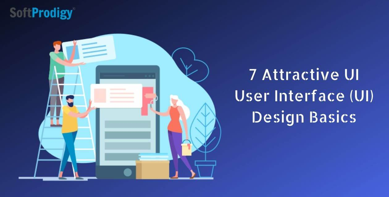 7 Attractive UI Basic Design