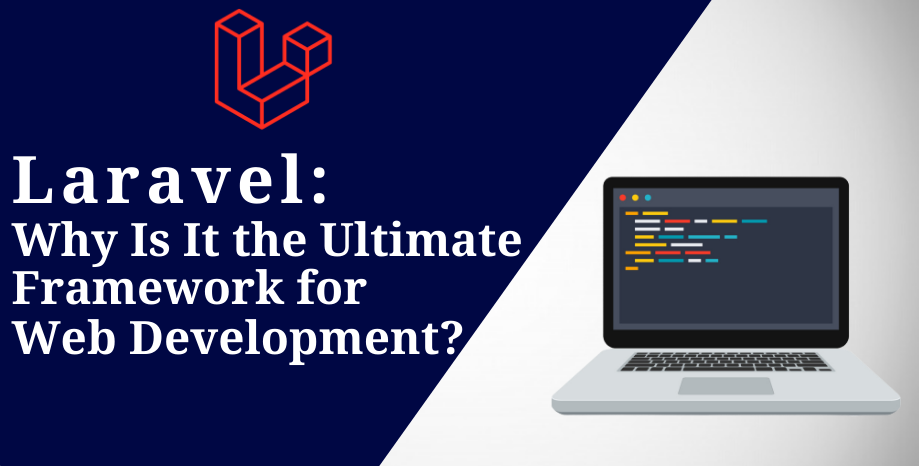 Laravel website development services