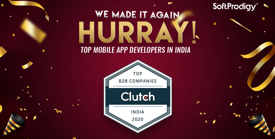 SoftProdigy Top Mobile App Development Companies in India