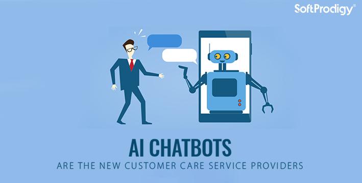 Al chatbots are the new customer care service providers