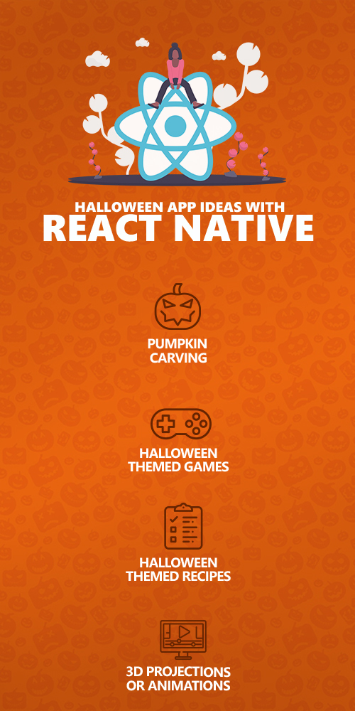 Halloween-based apps ideas