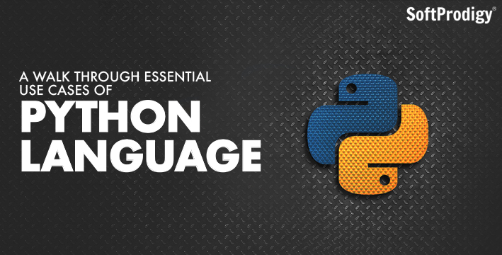 A Walk through Essential Use Cases of Python Language