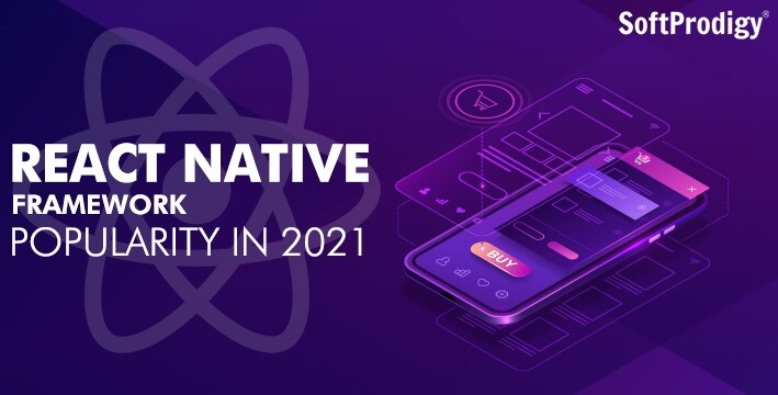 React Native framework- popularity in 2021