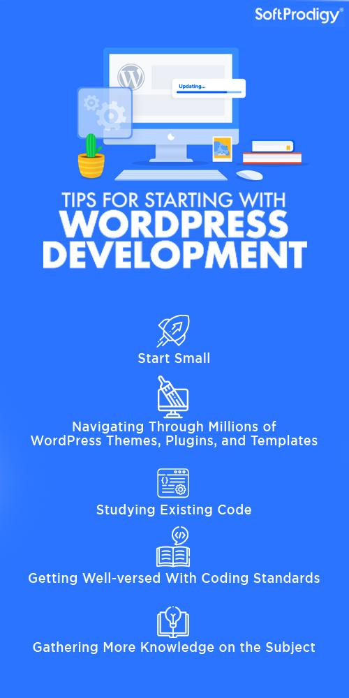 Tips for Starting with WordPress Development