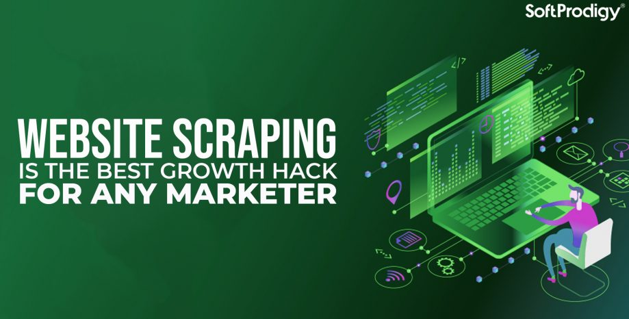 Website scraping is the best growth hack for any marketer