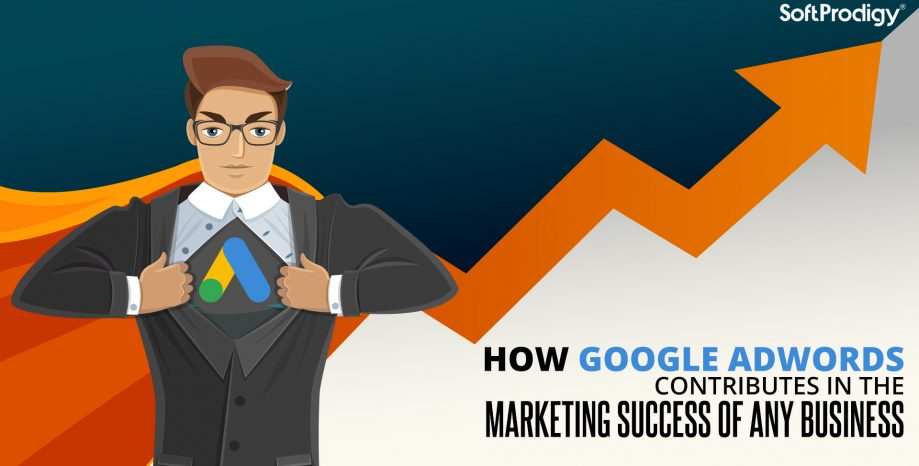 oogle AdWords contributes in the marketing success of any business