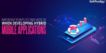 Important points to take note of when developing hybrid mobile applications