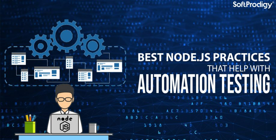 Best Node.JS practices that help with automation testing