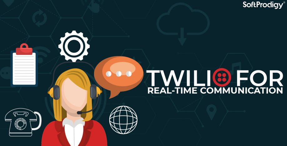 Twilio for real-time communication