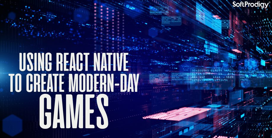 Using React Native to create modern-day games